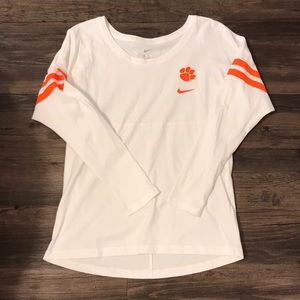 Clemson jersey shirt NWOT